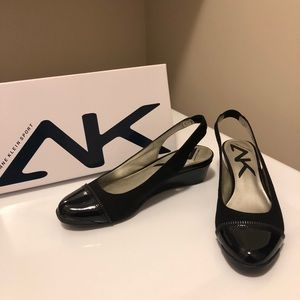 NIB never worn Anne Klein Sport Black Shoes